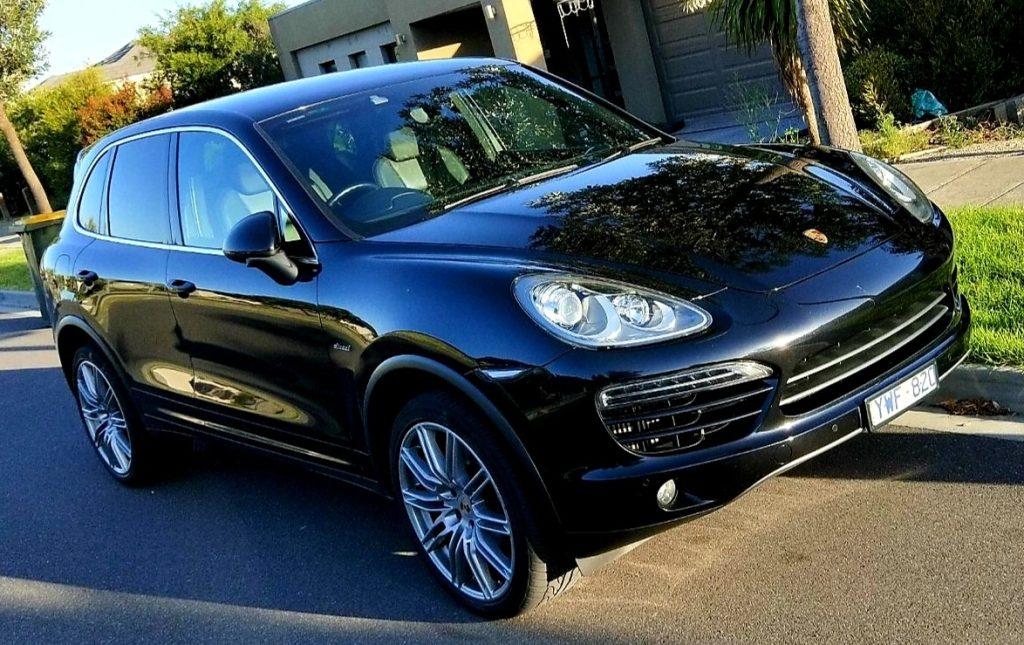 Melbourne Maxi Taxi - Porsche Cayenne
